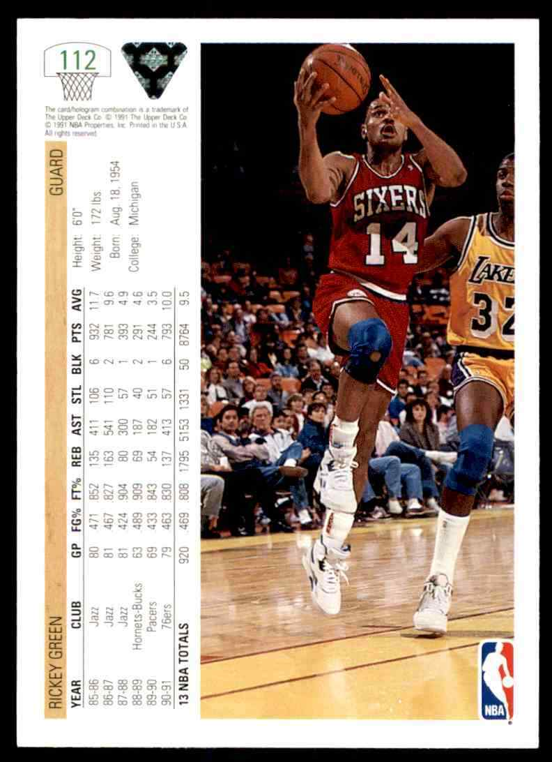 thumbnail 388 - 1991-92 Upper Deck Basketball NBA Choose Your Player -Real Pics Rookie Star (B)
