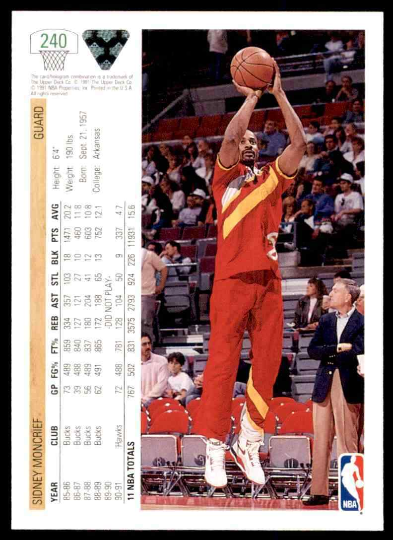 thumbnail 442 - 1991-92 Upper Deck Basketball NBA Choose Your Player -Real Pics Rookie Star (B)