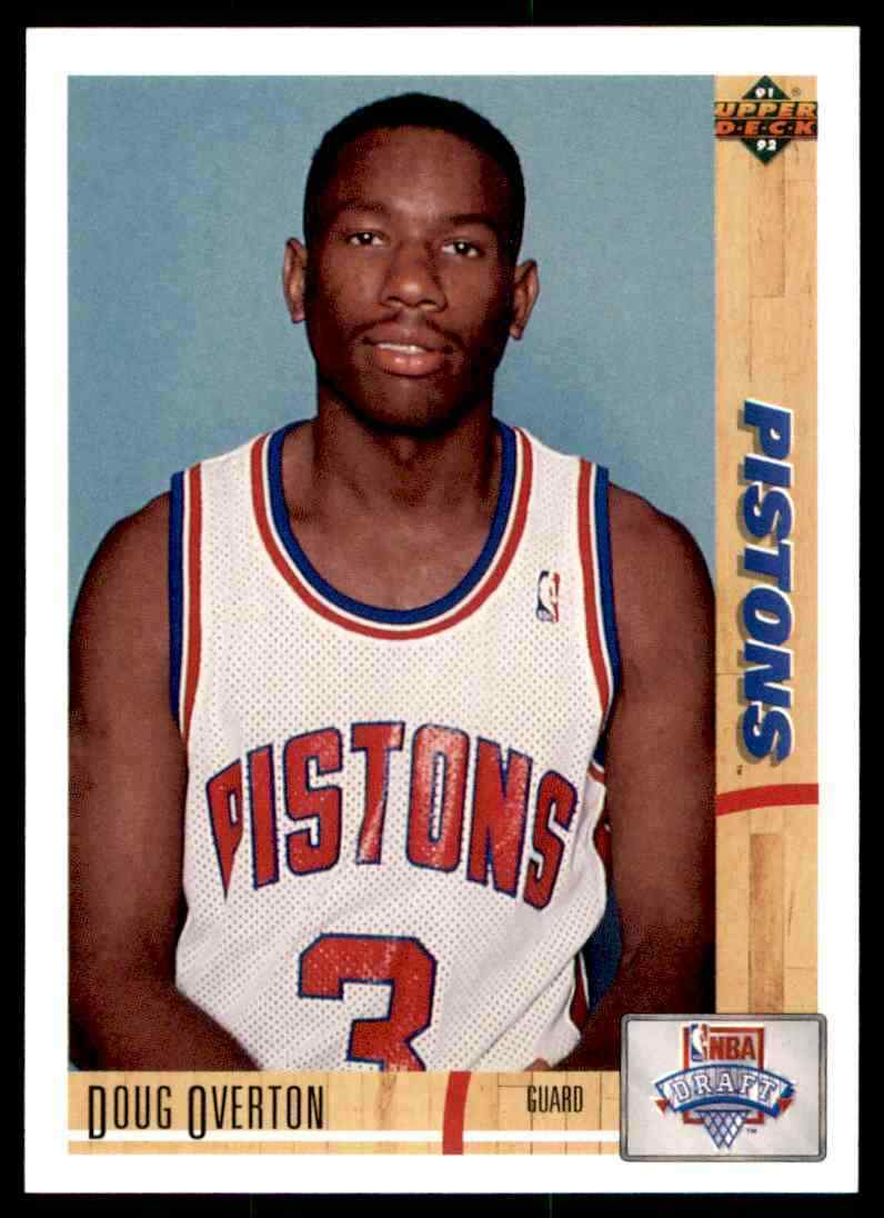 thumbnail 155 - 1991-92 Upper Deck Basketball NBA Choose Your Player -Real Pics Rookie Star (B)