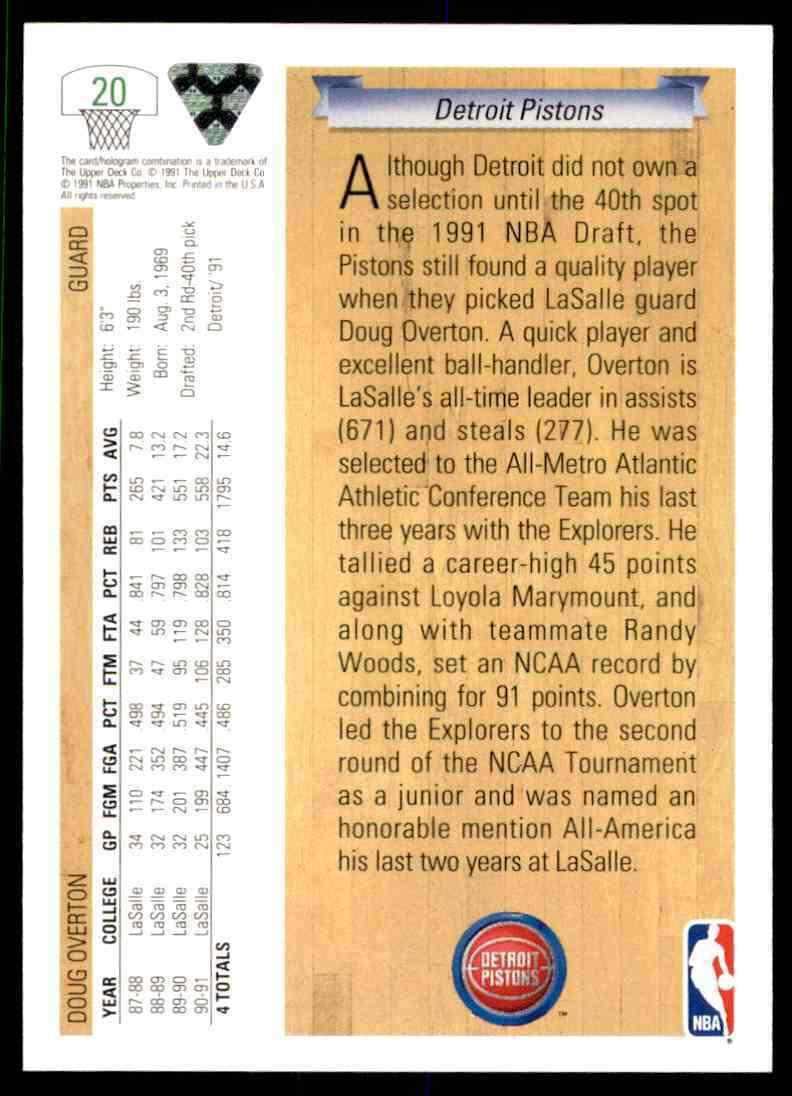 thumbnail 156 - 1991-92 Upper Deck Basketball NBA Choose Your Player -Real Pics Rookie Star (B)