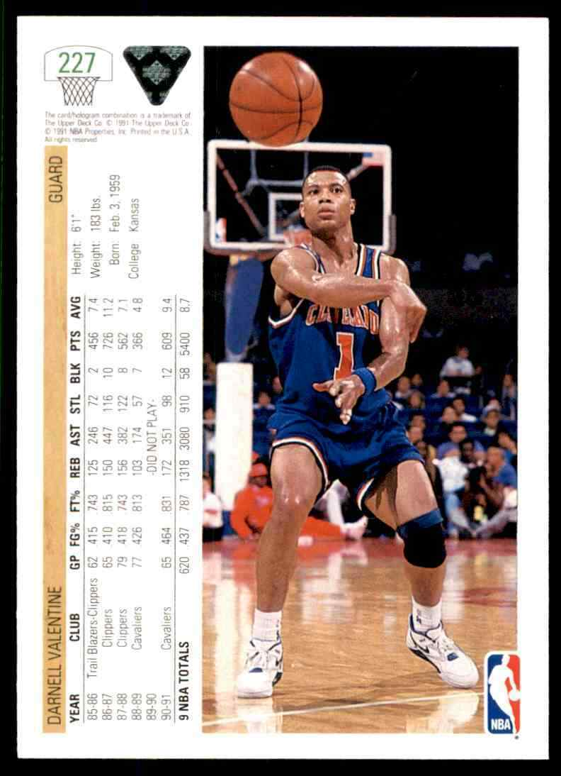 thumbnail 116 - 1991-92 Upper Deck Basketball NBA Choose Your Player -Real Pics Rookie Star (B)