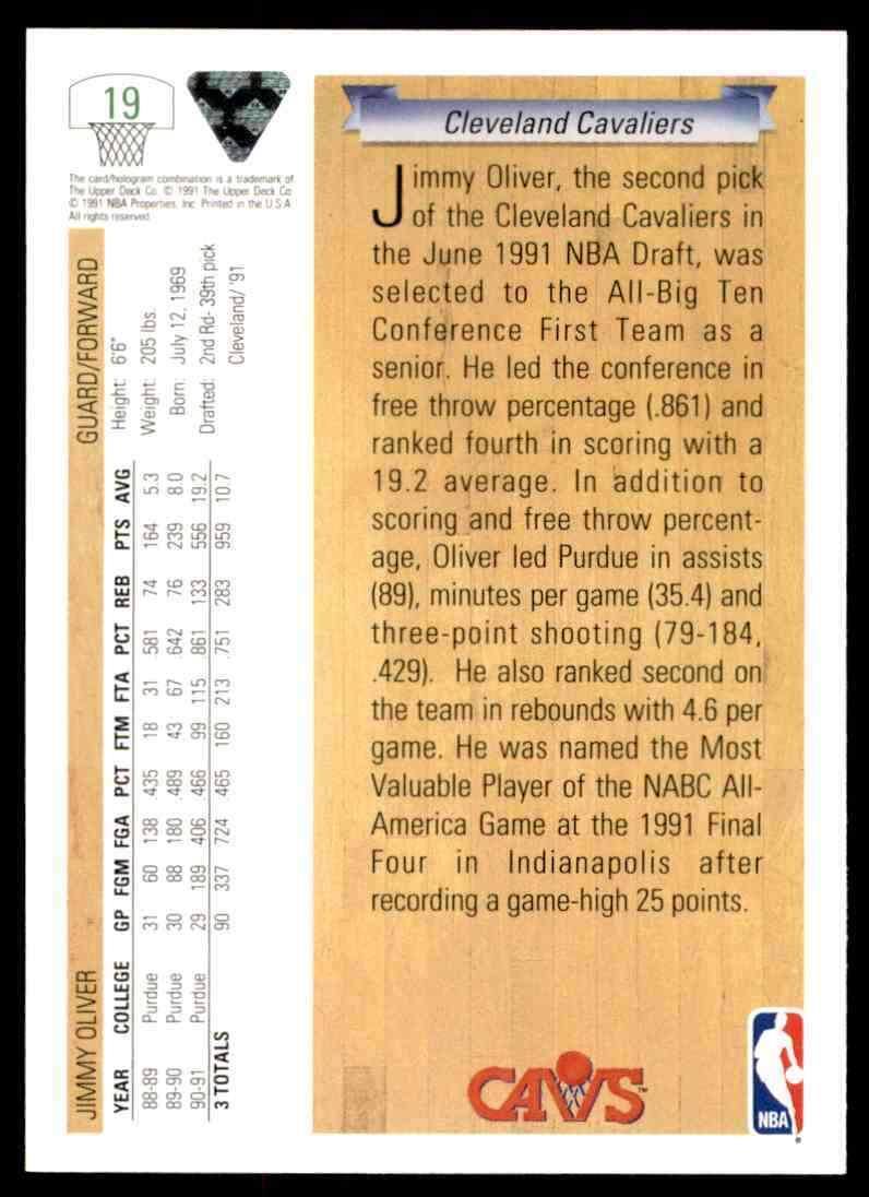 thumbnail 228 - 1991-92 Upper Deck Basketball NBA Choose Your Player -Real Pics Rookie Star (B)
