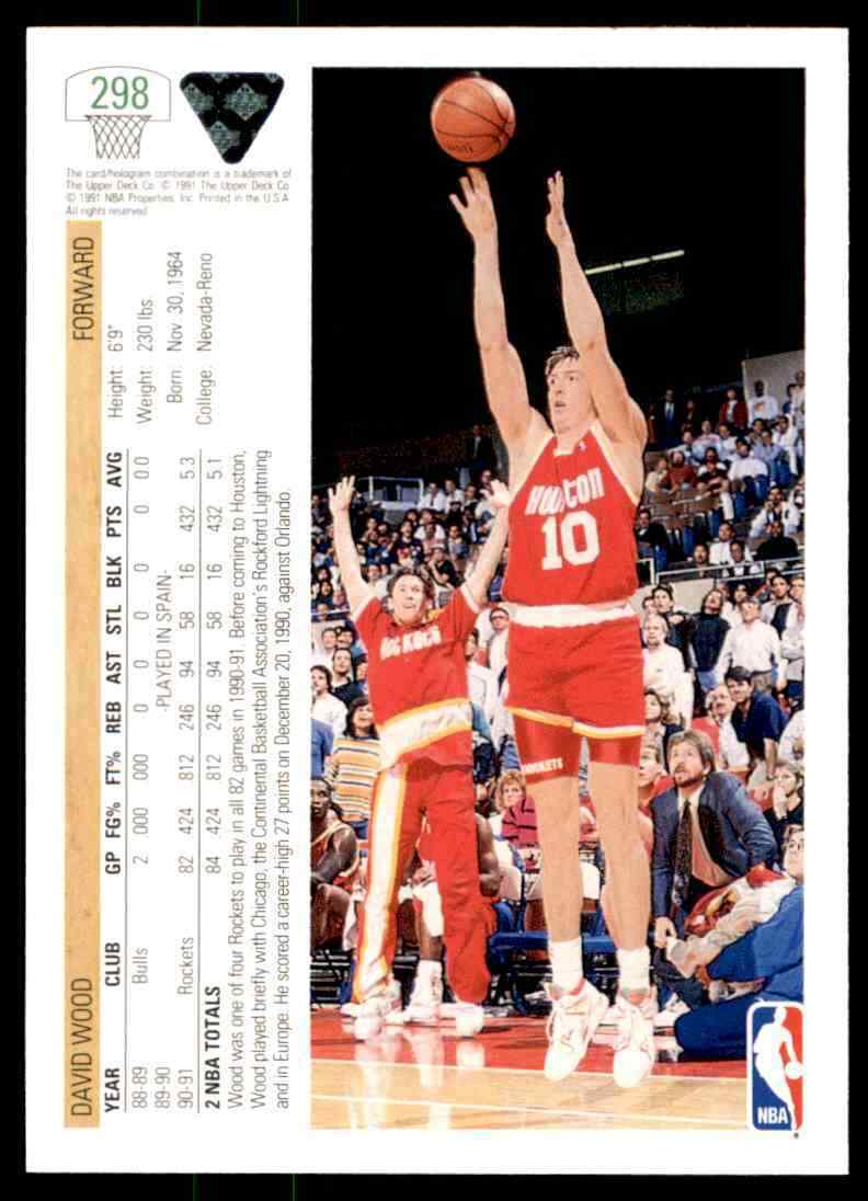 thumbnail 136 - 1991-92 Upper Deck Basketball NBA Choose Your Player -Real Pics Rookie Star (B)