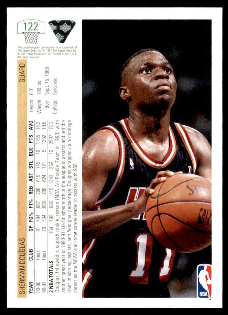thumbnail 438 - 1991-92 Upper Deck Basketball NBA Choose Your Player -Real Pics Rookie Star (B)
