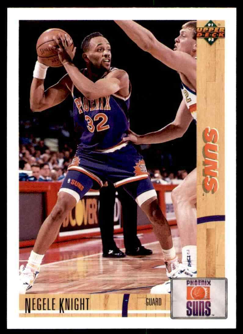 thumbnail 357 - 1991-92 Upper Deck Basketball NBA Choose Your Player -Real Pics Rookie Star (B)