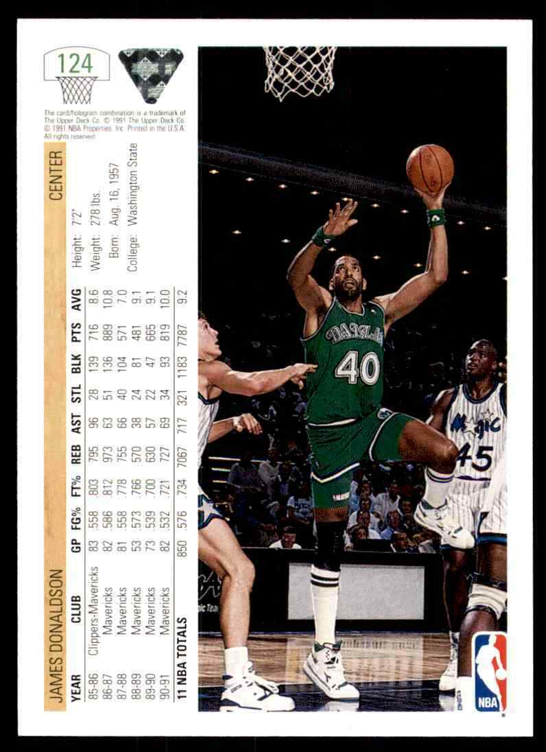 thumbnail 212 - 1991-92 Upper Deck Basketball NBA Choose Your Player -Real Pics Rookie Star (B)