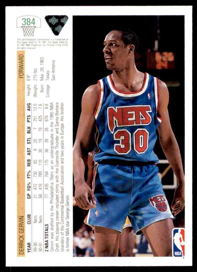thumbnail 152 - 1991-92 Upper Deck Basketball NBA Choose Your Player -Real Pics Rookie Star (B)