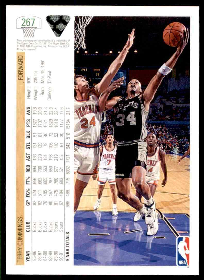 thumbnail 458 - 1991-92 Upper Deck Basketball NBA Choose Your Player -Real Pics Rookie Star (B)