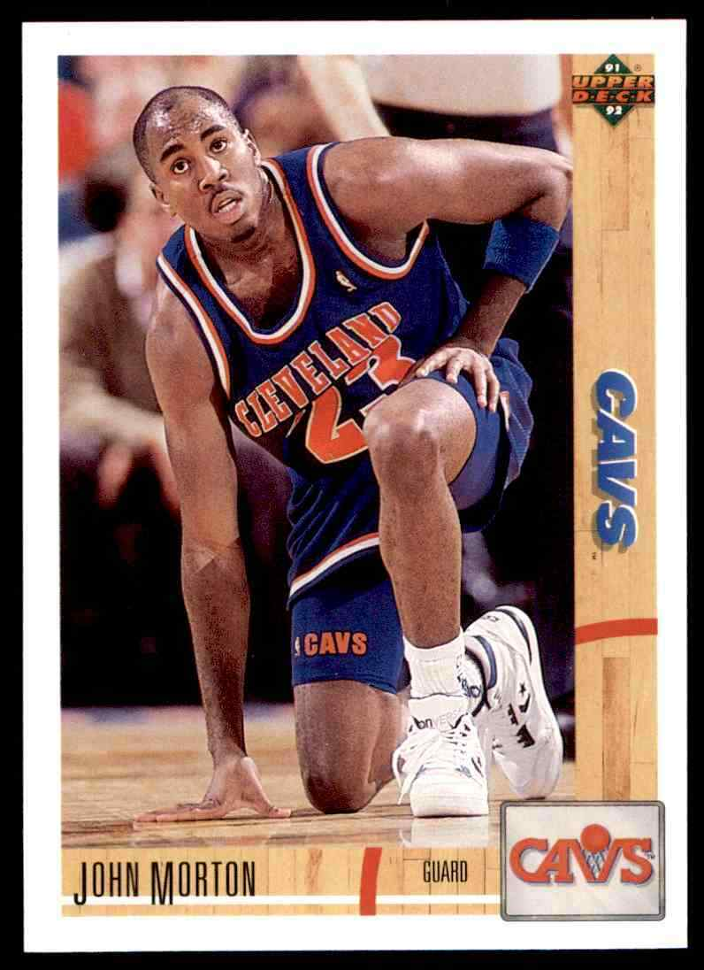 thumbnail 247 - 1991-92 Upper Deck Basketball NBA Choose Your Player -Real Pics Rookie Star (B)