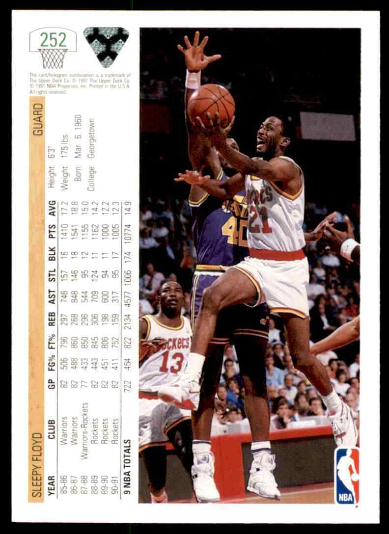 thumbnail 444 - 1991-92 Upper Deck Basketball NBA Choose Your Player -Real Pics Rookie Star (B)