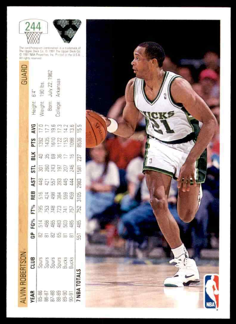 thumbnail 12 - 1991-92 Upper Deck Basketball NBA Choose Your Player -Real Pics Rookie Star (B)