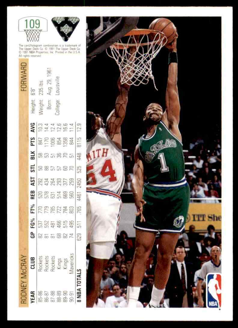 thumbnail 398 - 1991-92 Upper Deck Basketball NBA Choose Your Player -Real Pics Rookie Star (B)