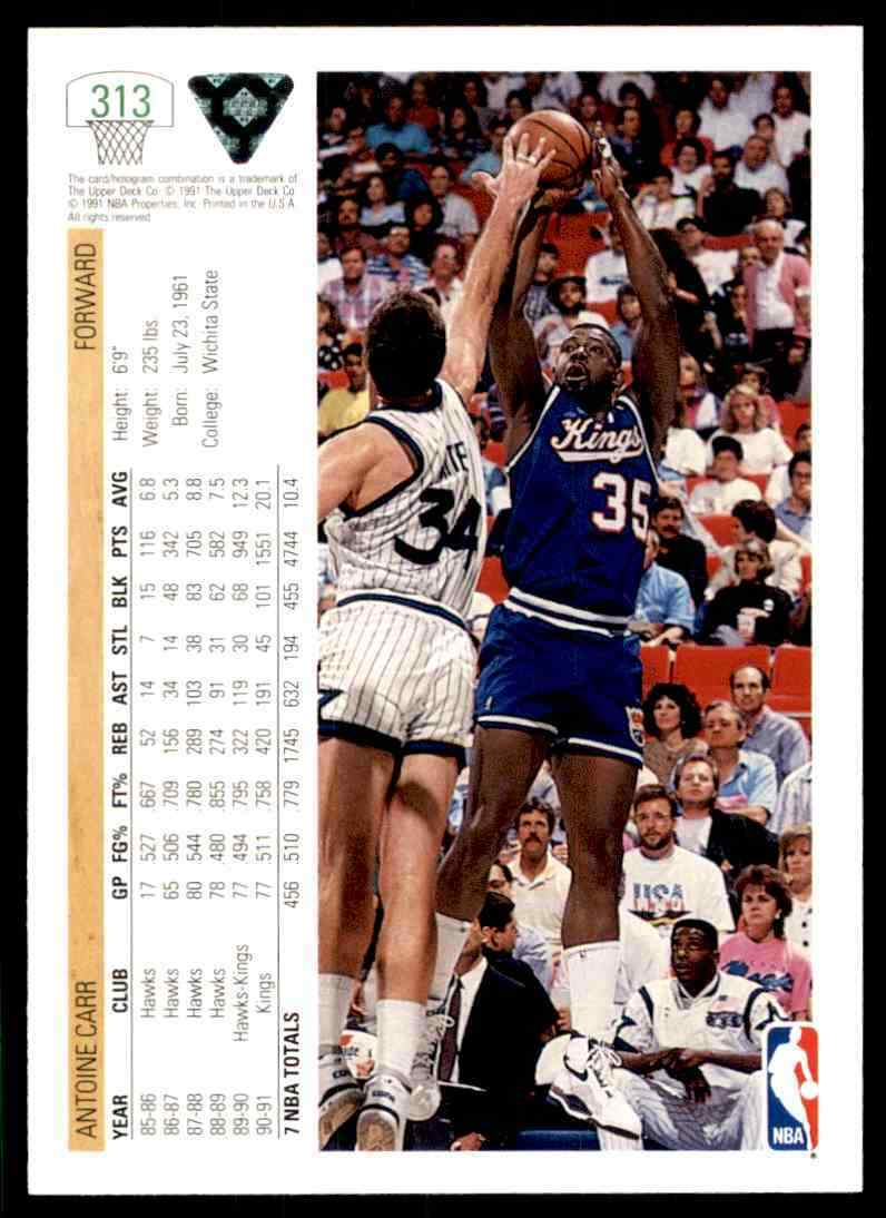 thumbnail 28 - 1991-92 Upper Deck Basketball NBA Choose Your Player -Real Pics Rookie Star (B)