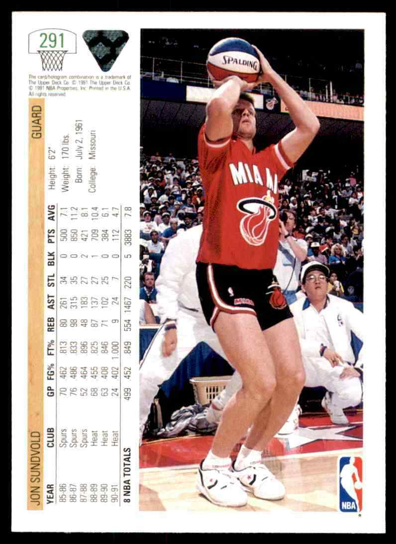 thumbnail 272 - 1991-92 Upper Deck Basketball NBA Choose Your Player -Real Pics Rookie Star (B)