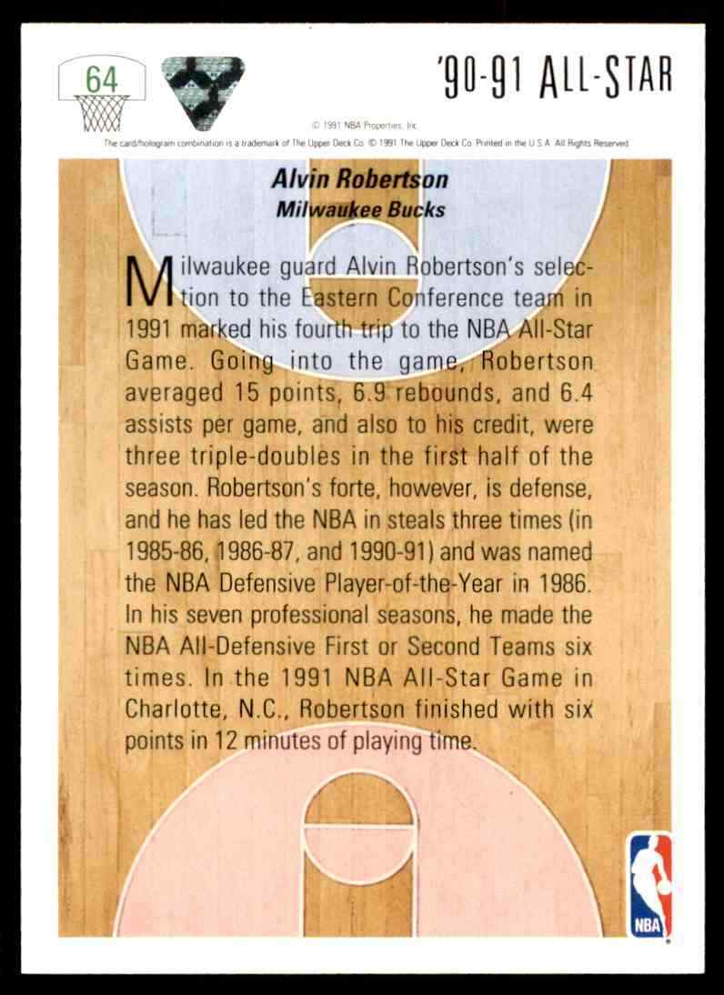 thumbnail 16 - 1991-92 Upper Deck Basketball NBA Choose Your Player -Real Pics Rookie Star (B)