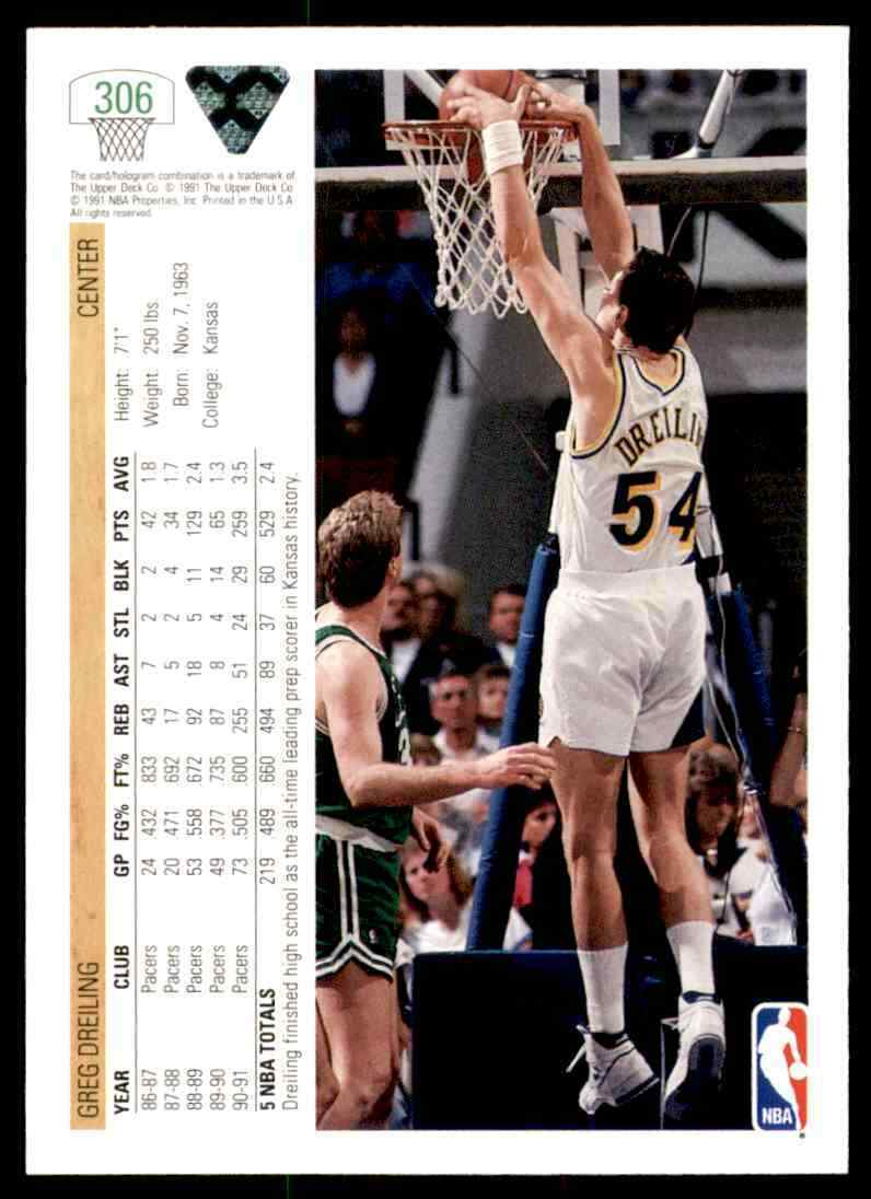 thumbnail 194 - 1991-92 Upper Deck Basketball NBA Choose Your Player -Real Pics Rookie Star (B)