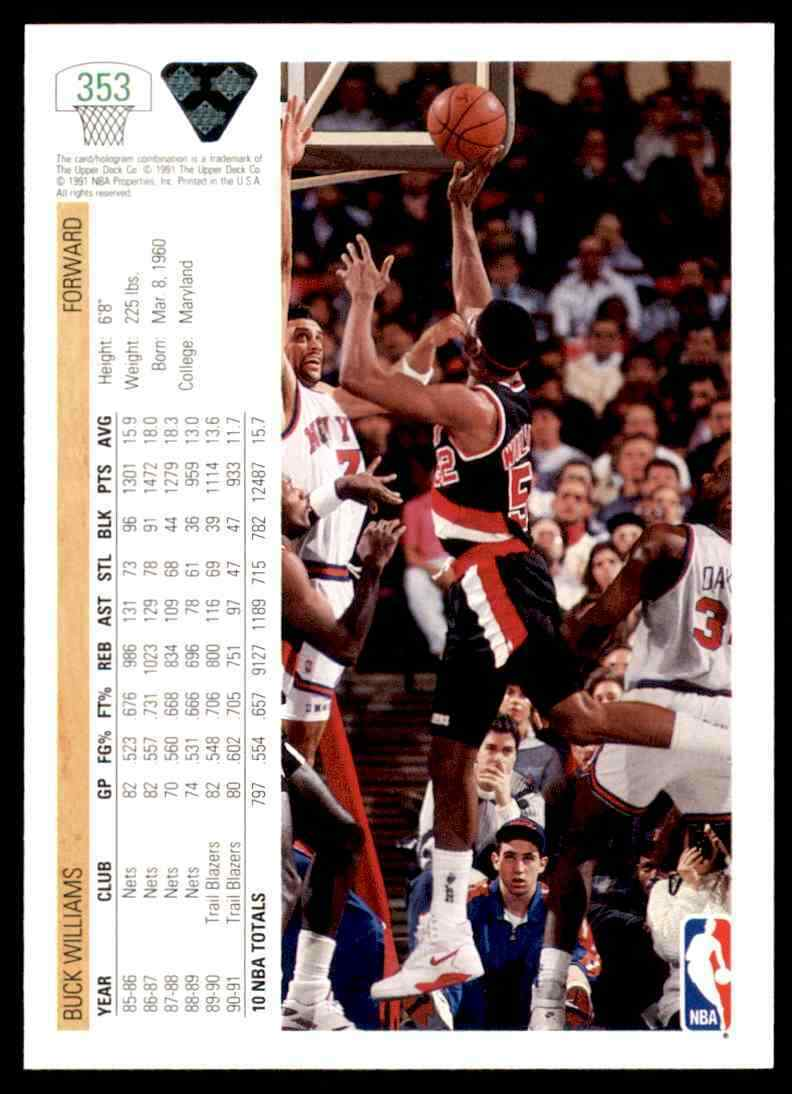 thumbnail 70 - 1991-92 Upper Deck Basketball NBA Choose Your Player -Real Pics Rookie Star (B)