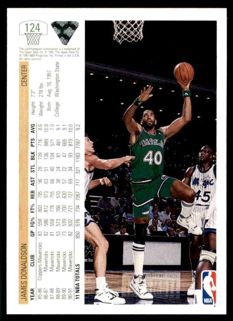 thumbnail 210 - 1991-92 Upper Deck Basketball NBA Choose Your Player -Real Pics Rookie Star (B)