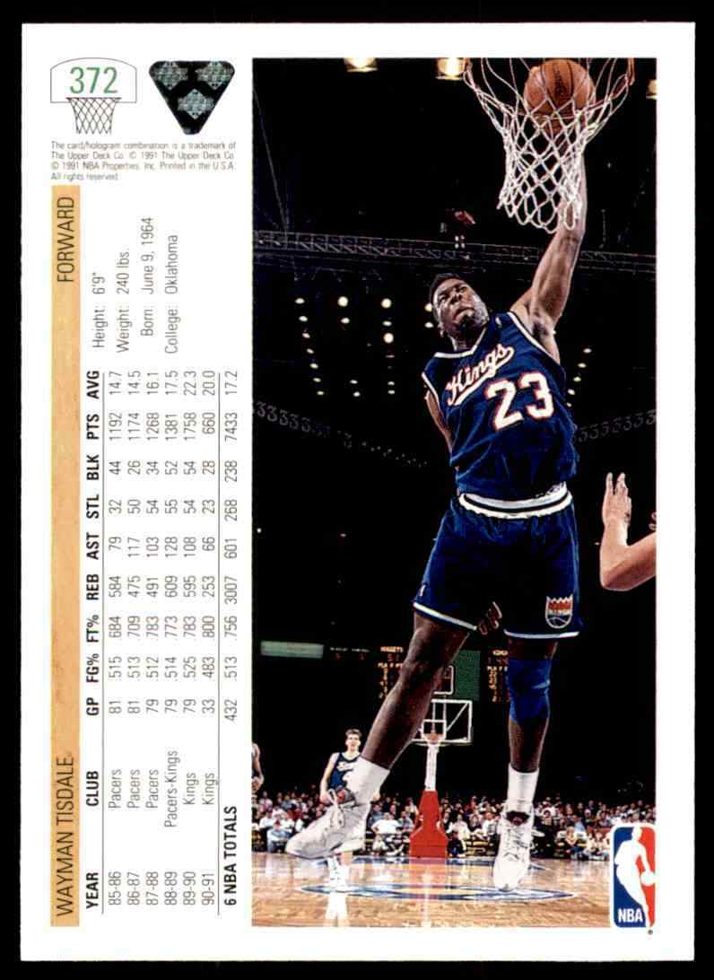 thumbnail 486 - 1991-92 Upper Deck Basketball NBA Choose Your Player -Real Pics Rookie Star (B)