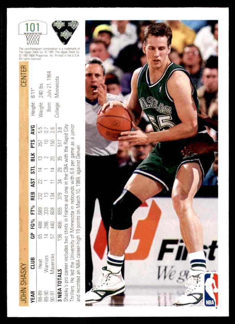 thumbnail 260 - 1991-92 Upper Deck Basketball NBA Choose Your Player -Real Pics Rookie Star (B)