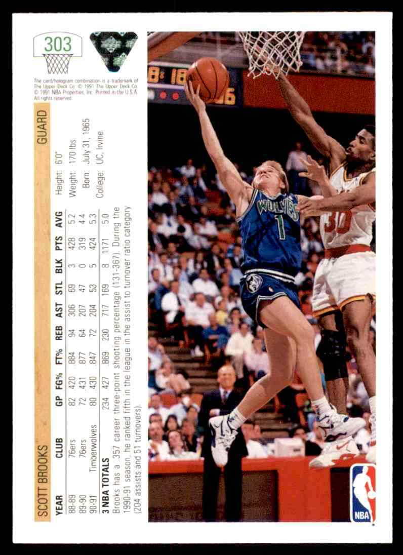 thumbnail 426 - 1991-92 Upper Deck Basketball NBA Choose Your Player -Real Pics Rookie Star (B)