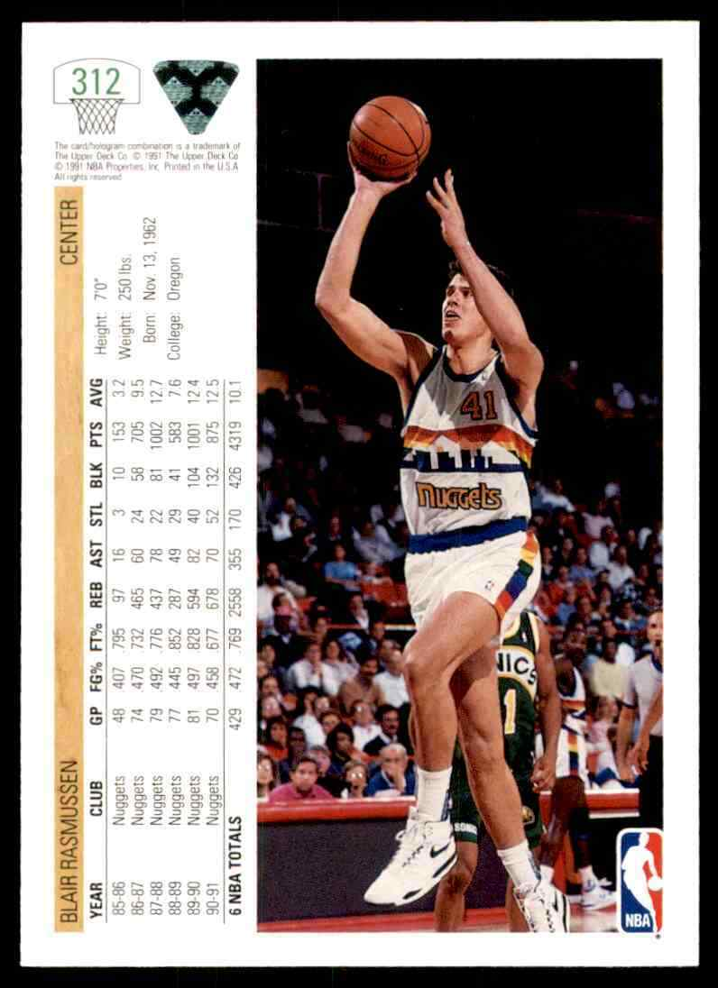 thumbnail 42 - 1991-92 Upper Deck Basketball NBA Choose Your Player -Real Pics Rookie Star (B)