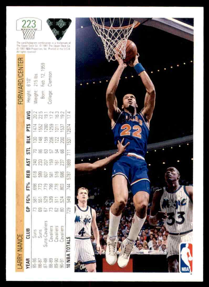 thumbnail 306 - 1991-92 Upper Deck Basketball NBA Choose Your Player -Real Pics Rookie Star (B)