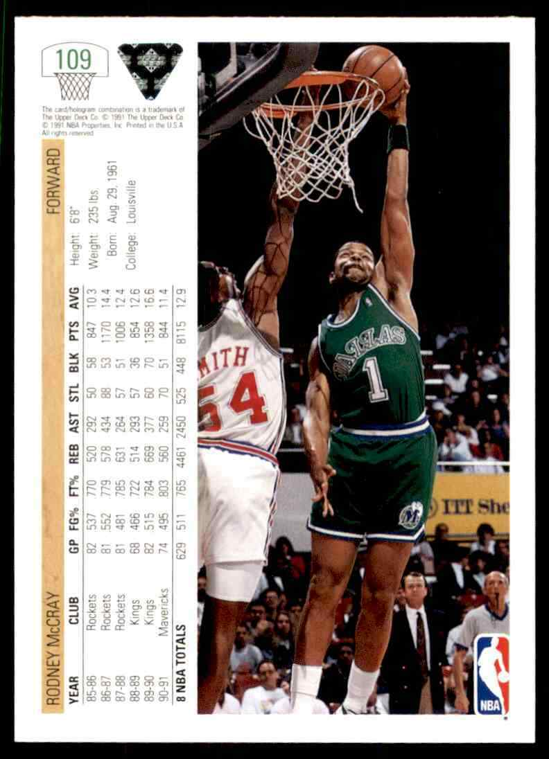 thumbnail 396 - 1991-92 Upper Deck Basketball NBA Choose Your Player -Real Pics Rookie Star (B)