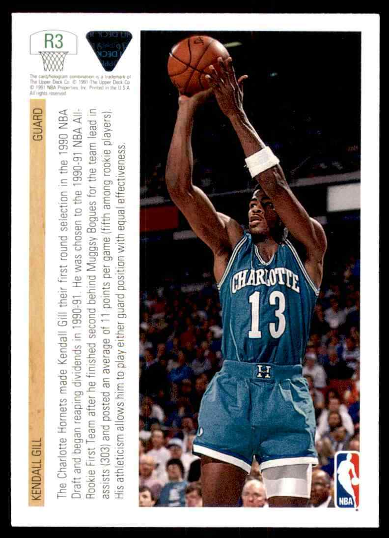 thumbnail 280 - 1991-92 Upper Deck Basketball NBA Choose Your Player -Real Pics Rookie Star (B)