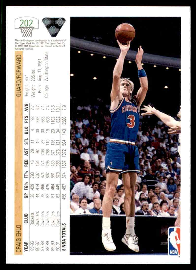 thumbnail 102 - 1991-92 Upper Deck Basketball NBA Choose Your Player -Real Pics Rookie Star (B)