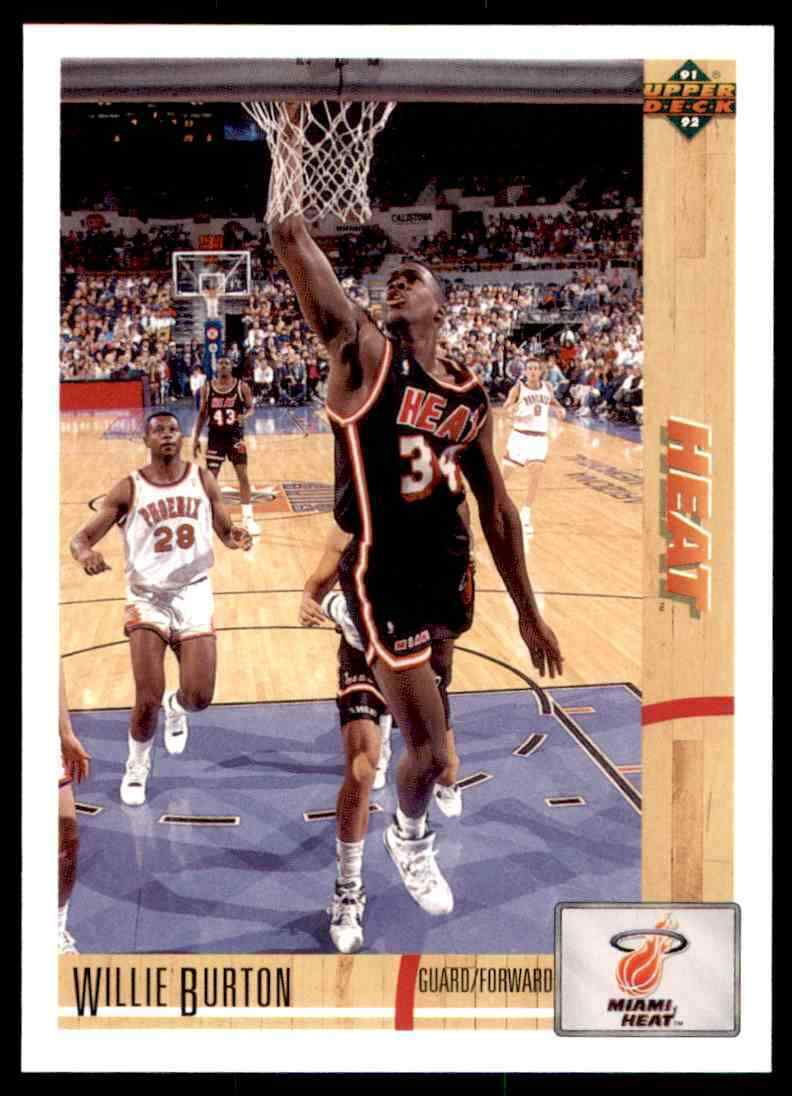 thumbnail 499 - 1991-92 Upper Deck Basketball NBA Choose Your Player -Real Pics Rookie Star (B)