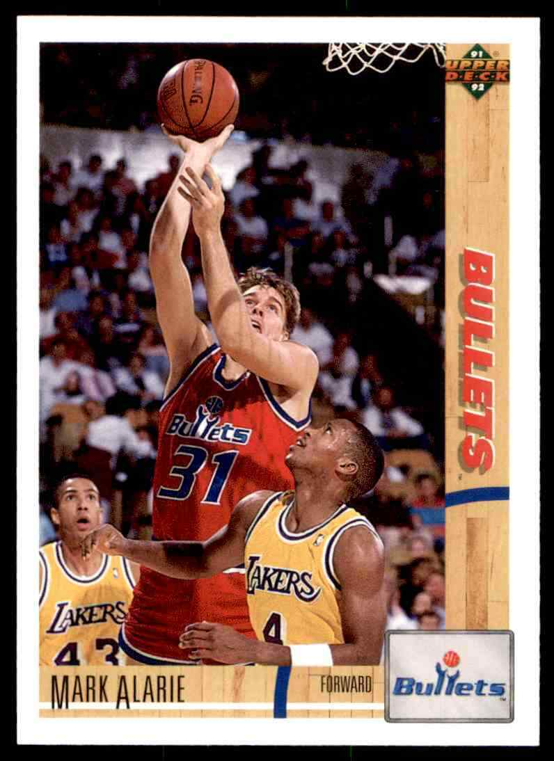 thumbnail 317 - 1991-92 Upper Deck Basketball NBA Choose Your Player -Real Pics Rookie Star (B)