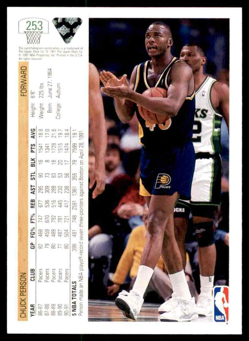 thumbnail 92 - 1991-92 Upper Deck Basketball NBA Choose Your Player -Real Pics Rookie Star (B)