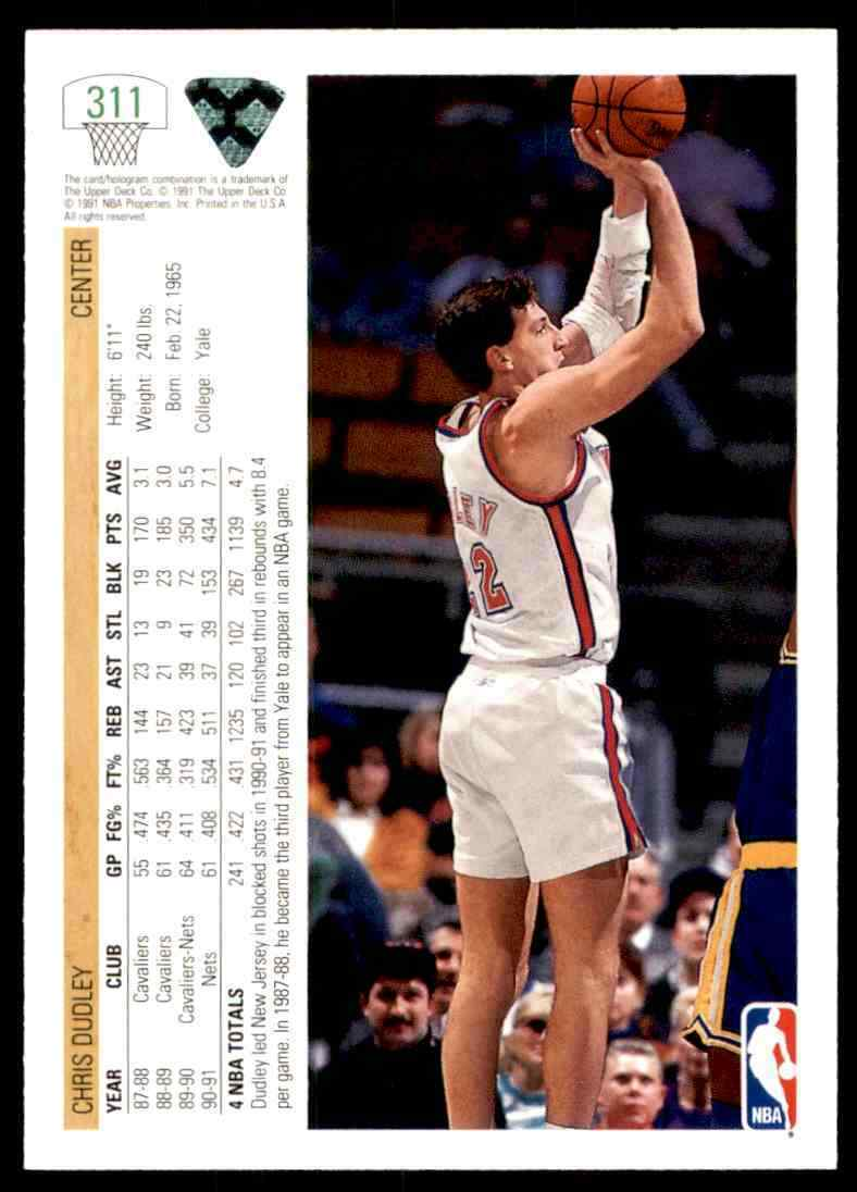 thumbnail 82 - 1991-92 Upper Deck Basketball NBA Choose Your Player -Real Pics Rookie Star (B)