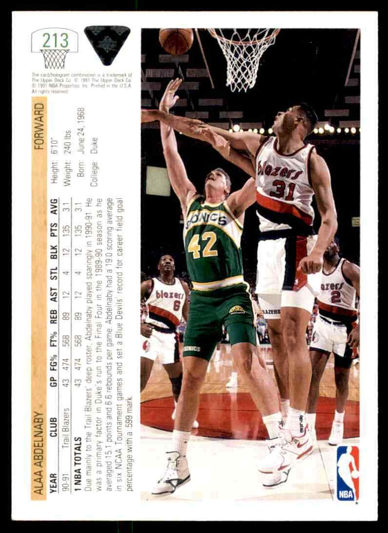 thumbnail 6 - 1991-92 Upper Deck Basketball NBA Choose Your Player -Real Pics Rookie Star (B)