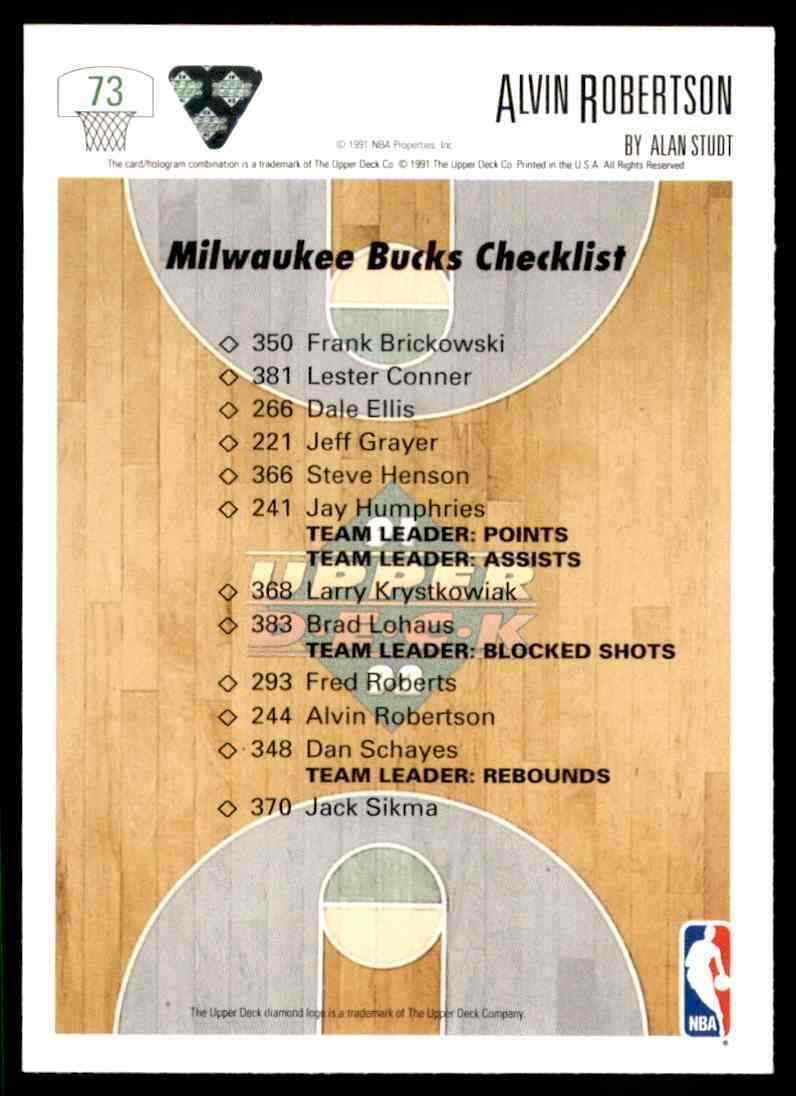 thumbnail 14 - 1991-92 Upper Deck Basketball NBA Choose Your Player -Real Pics Rookie Star (B)