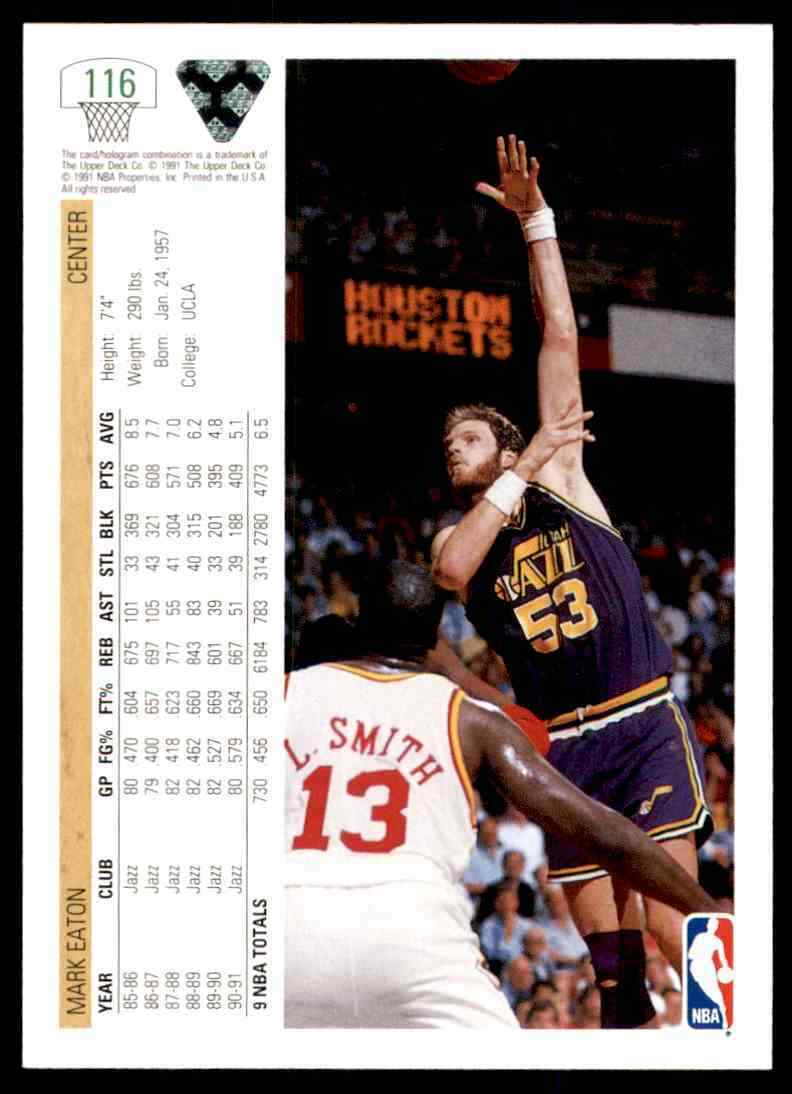 thumbnail 324 - 1991-92 Upper Deck Basketball NBA Choose Your Player -Real Pics Rookie Star (B)