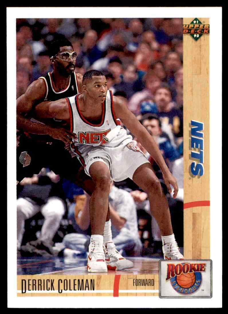 thumbnail 147 - 1991-92 Upper Deck Basketball NBA Choose Your Player -Real Pics Rookie Star (B)