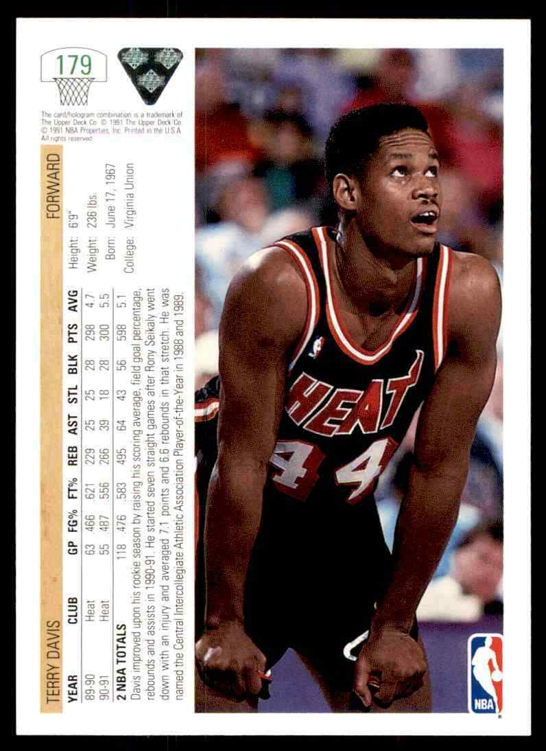 thumbnail 460 - 1991-92 Upper Deck Basketball NBA Choose Your Player -Real Pics Rookie Star (B)