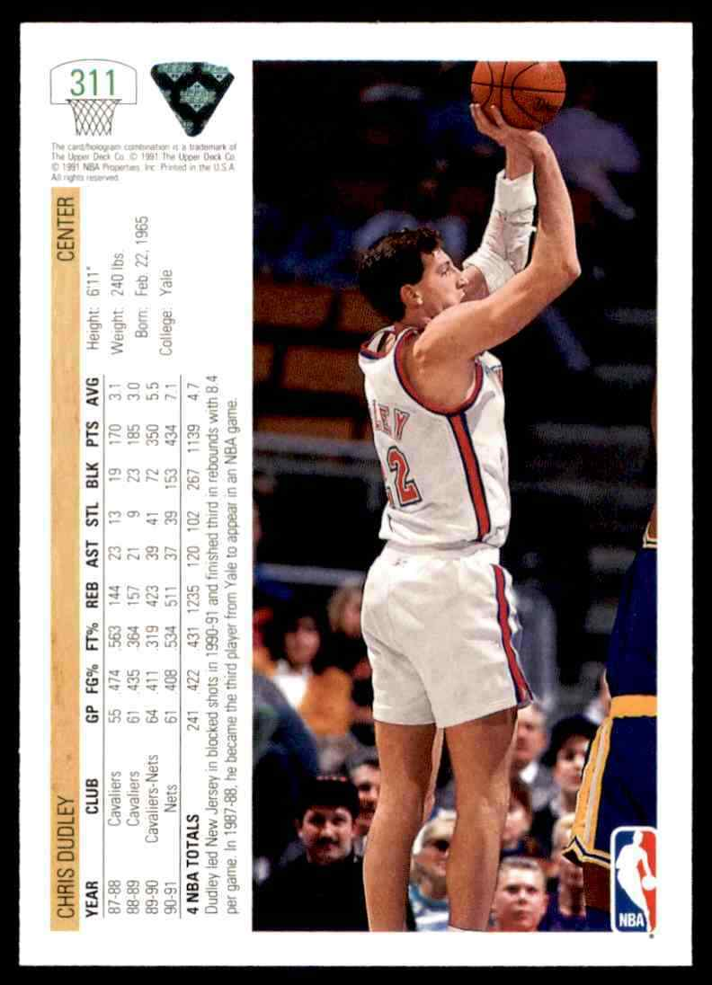 thumbnail 80 - 1991-92 Upper Deck Basketball NBA Choose Your Player -Real Pics Rookie Star (B)
