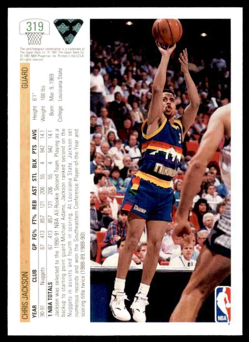 thumbnail 88 - 1991-92 Upper Deck Basketball NBA Choose Your Player -Real Pics Rookie Star (B)