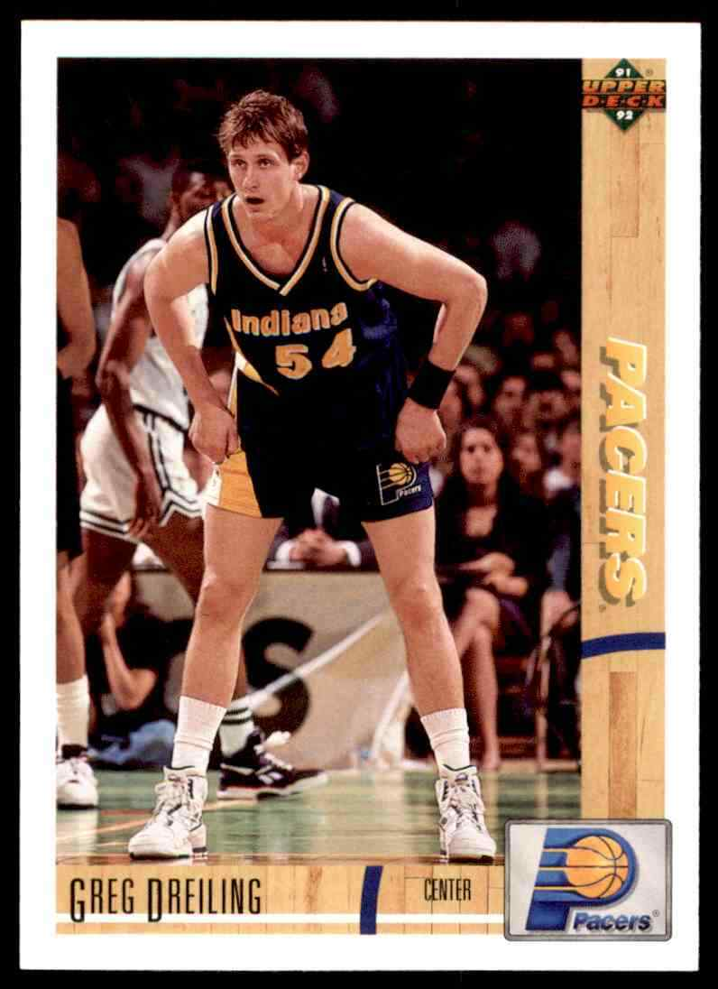 thumbnail 195 - 1991-92 Upper Deck Basketball NBA Choose Your Player -Real Pics Rookie Star (B)