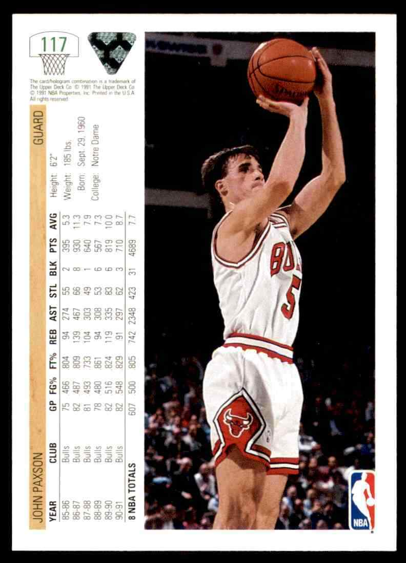 thumbnail 252 - 1991-92 Upper Deck Basketball NBA Choose Your Player -Real Pics Rookie Star (B)
