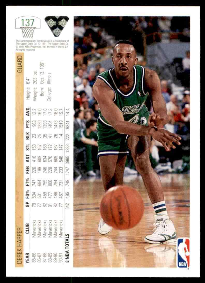 thumbnail 146 - 1991-92 Upper Deck Basketball NBA Choose Your Player -Real Pics Rookie Star (B)