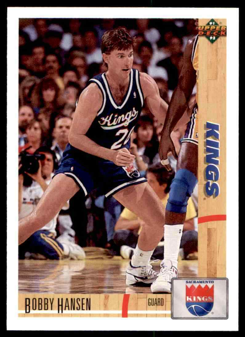 thumbnail 55 - 1991-92 Upper Deck Basketball NBA Choose Your Player -Real Pics Rookie Star (B)