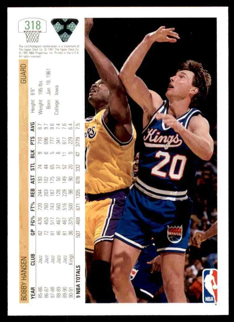 thumbnail 56 - 1991-92 Upper Deck Basketball NBA Choose Your Player -Real Pics Rookie Star (B)