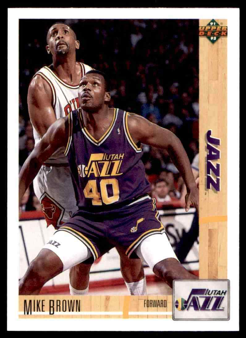 thumbnail 347 - 1991-92 Upper Deck Basketball NBA Choose Your Player -Real Pics Rookie Star (B)