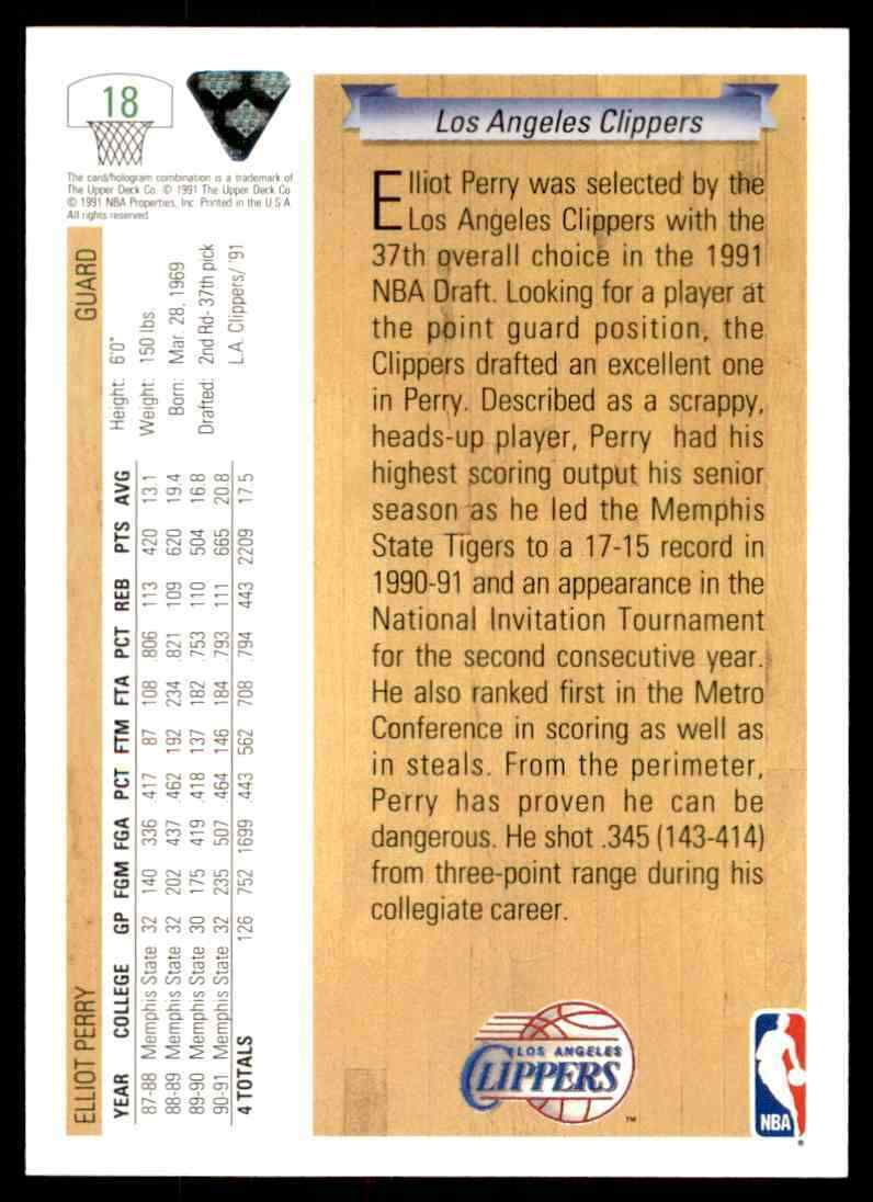 thumbnail 176 - 1991-92 Upper Deck Basketball NBA Choose Your Player -Real Pics Rookie Star (B)