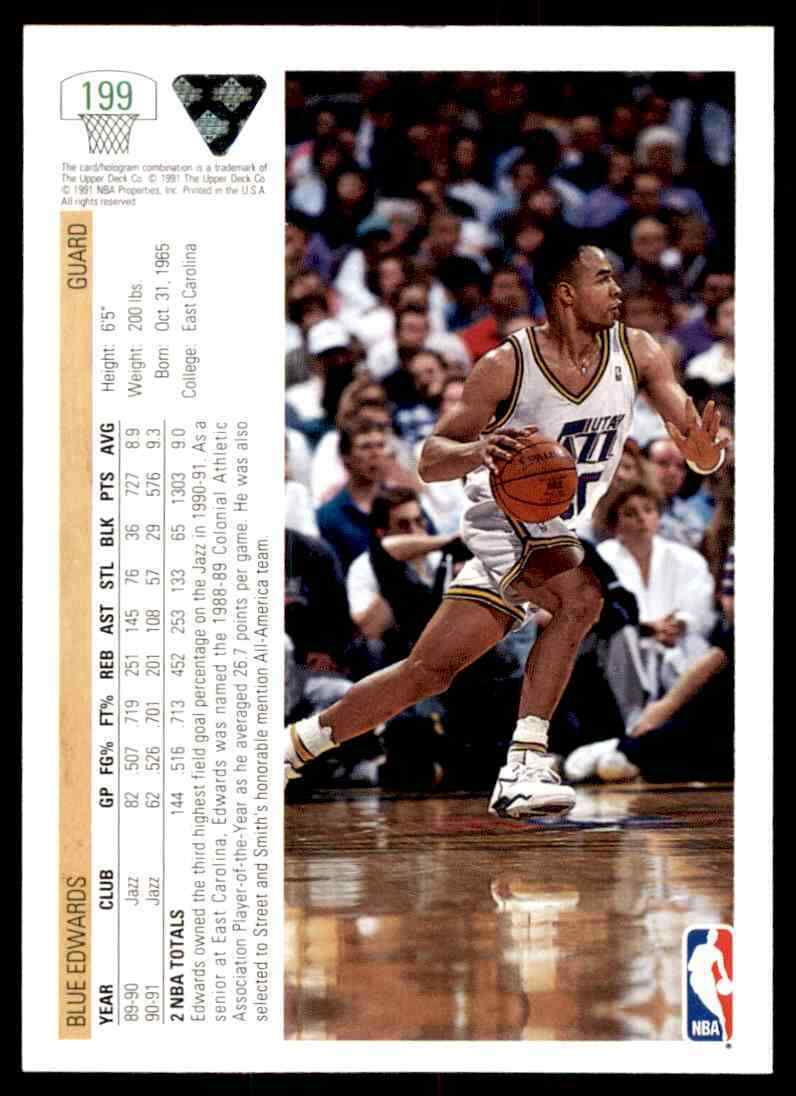 thumbnail 44 - 1991-92 Upper Deck Basketball NBA Choose Your Player -Real Pics Rookie Star (B)