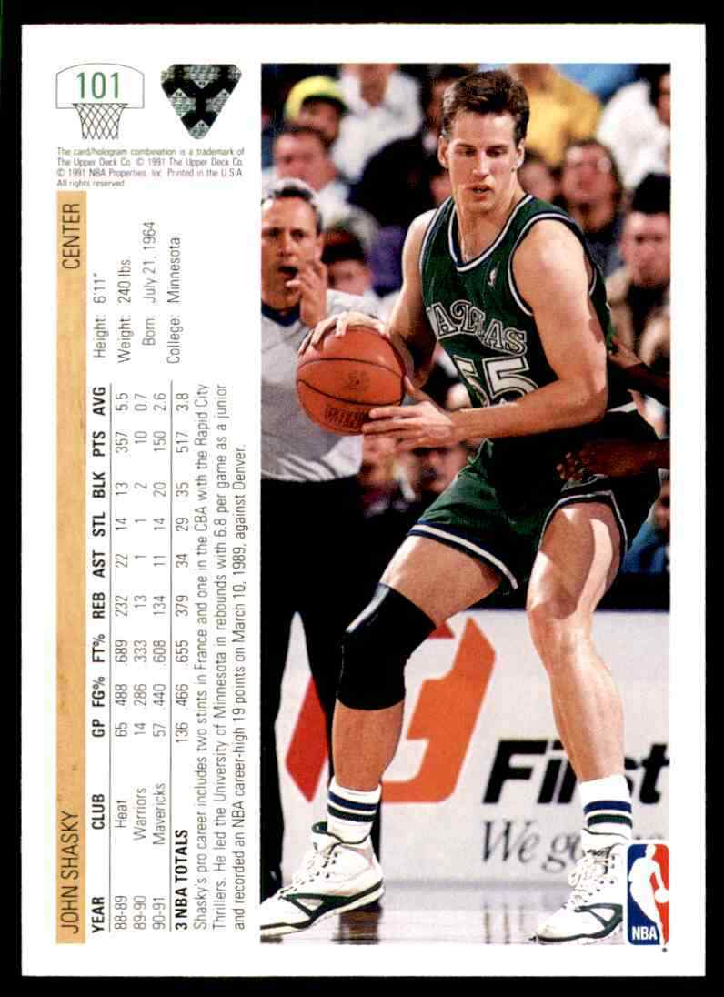 thumbnail 262 - 1991-92 Upper Deck Basketball NBA Choose Your Player -Real Pics Rookie Star (B)